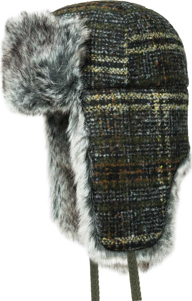 Men's Kangol Wool Ushanka Trapper Hat, , large, image 2