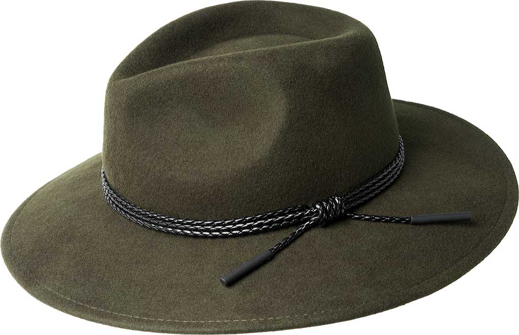 Men's Bailey of Hollywood Piston Wide Brim Hat 38350, , large, image 1
