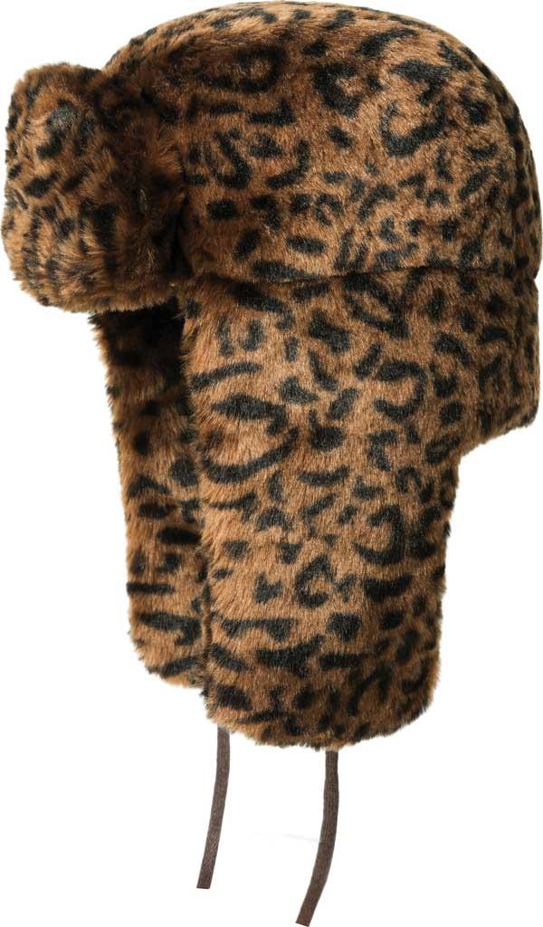 Men's Kangol Leopard Trapper Hat, , large, image 2