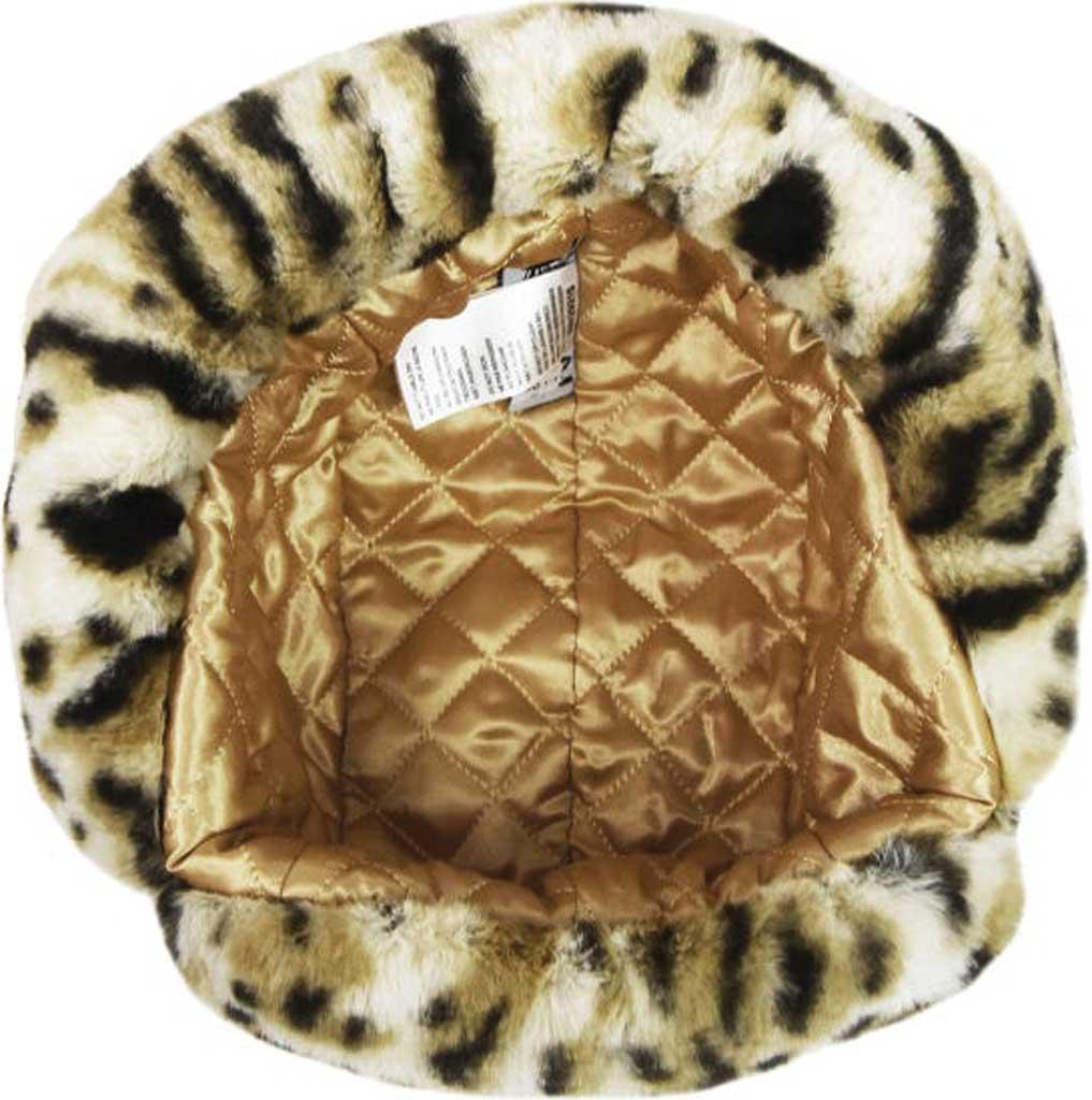 Men's Kangol Leopard Trapper Hat, , large, image 3
