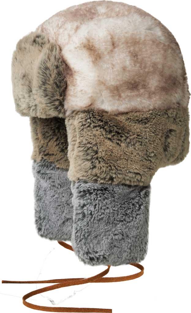 Men's Kangol Multi Faux Fur Trapper, Multi, large, image 2