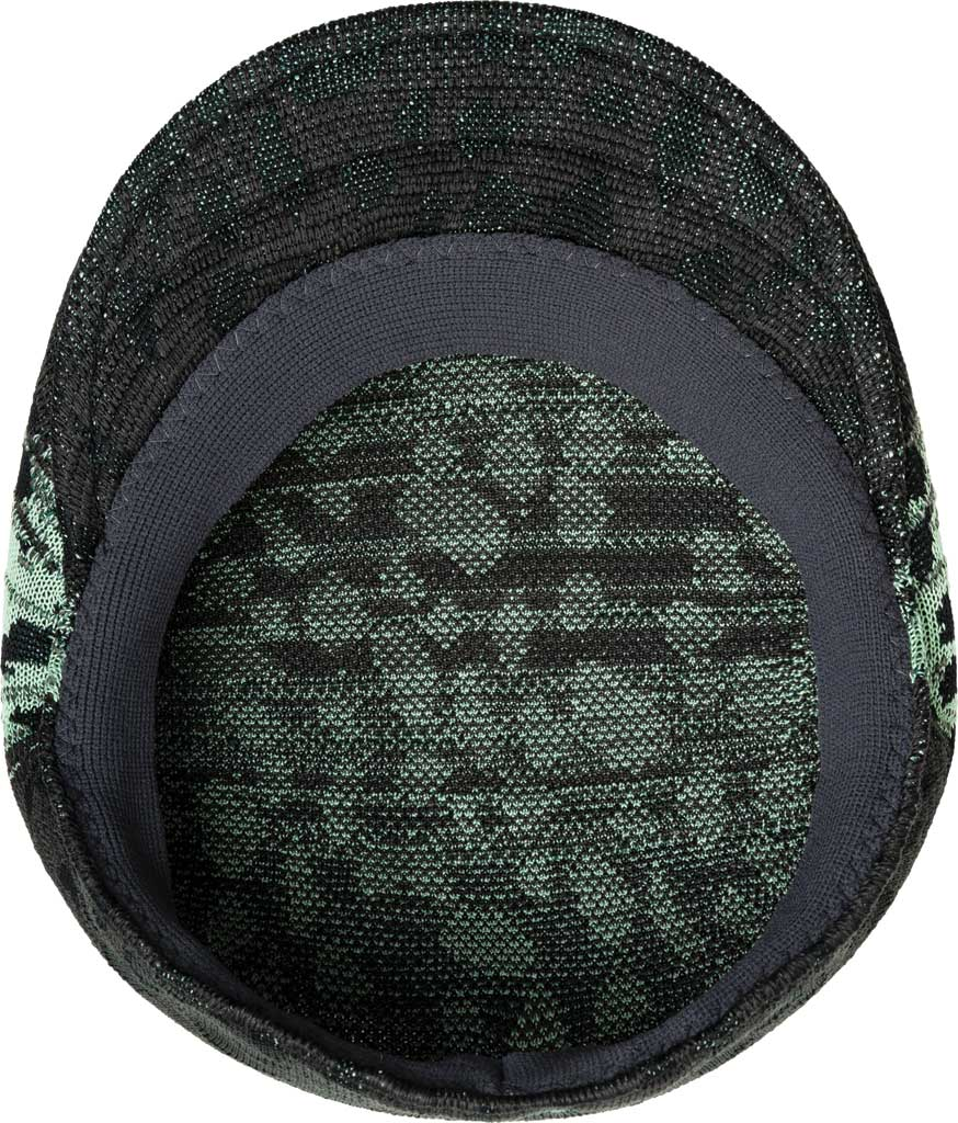 Kangol Anicamo 504 Flat Cap, Dark Flannel, large, image 2