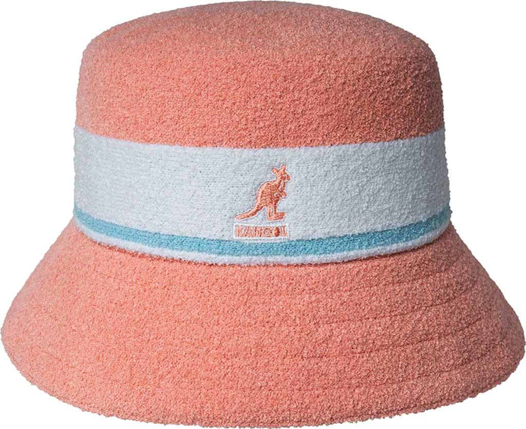 Kangol Bermuda Stripe Bucket Hat, , large, image 1