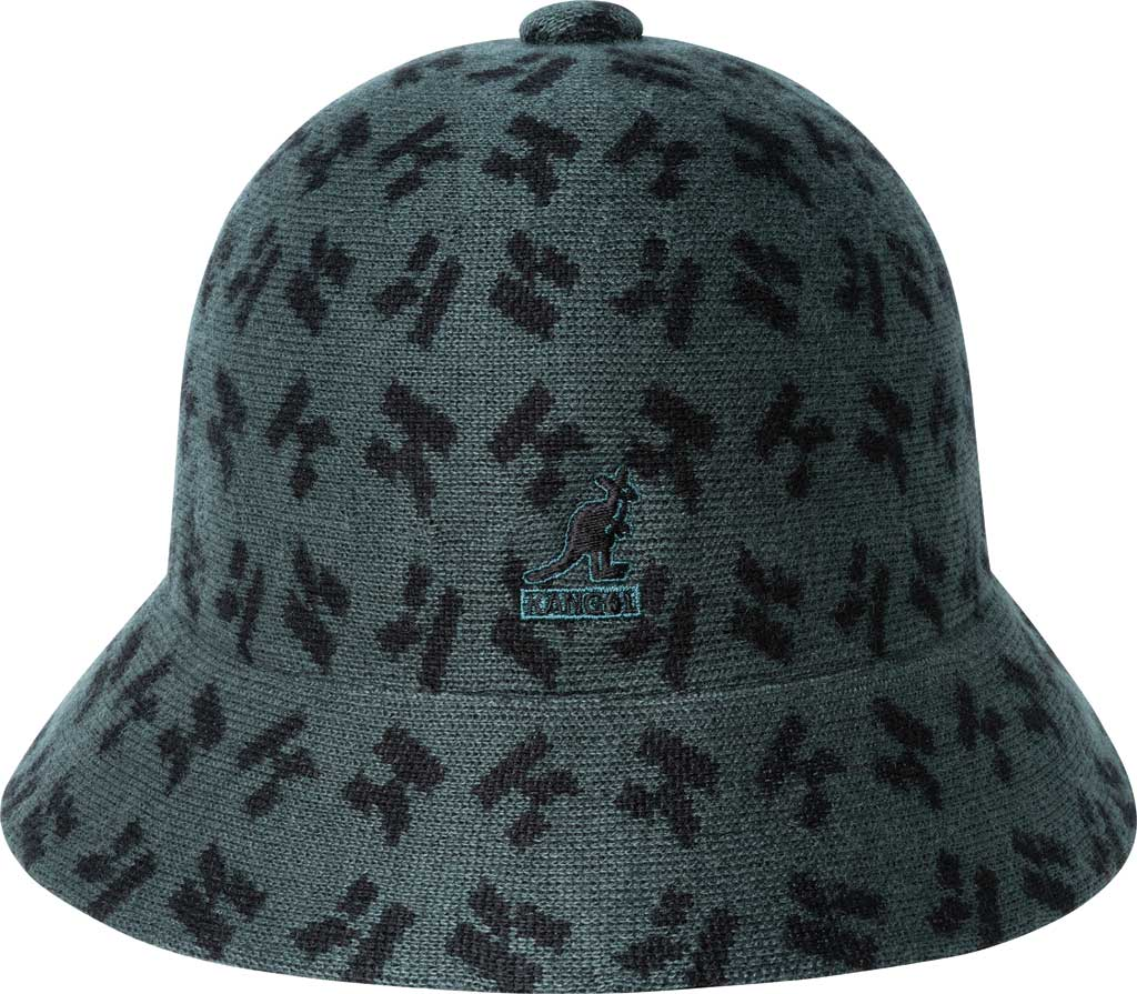 Kangol Square K Casual Knitted Bucket Hat, , large, image 1