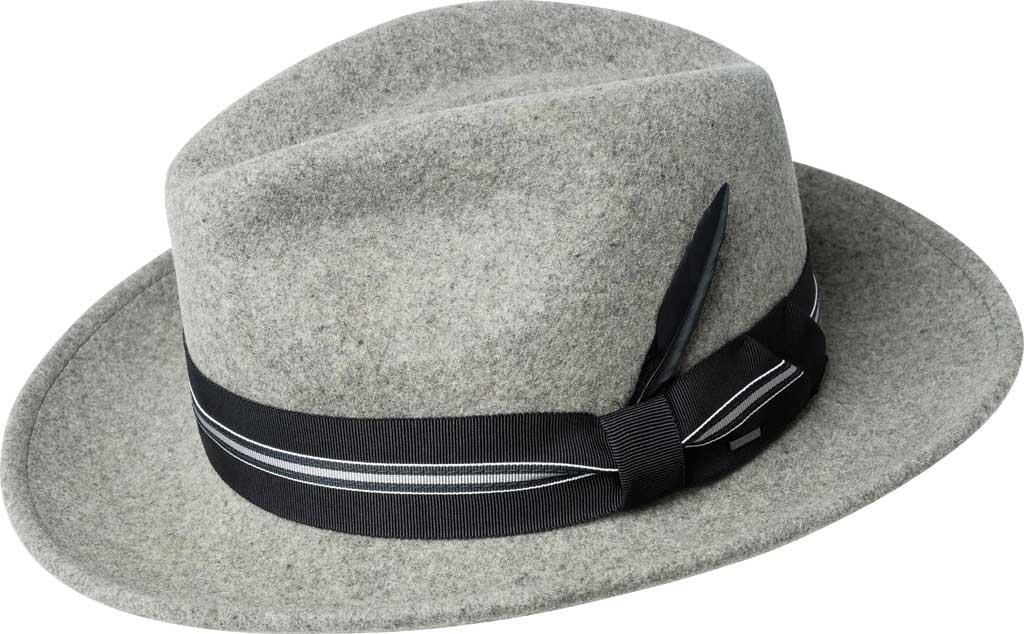 Men's Bailey of Hollywood Marack Wool Felt Fedora 70652, , large, image 1