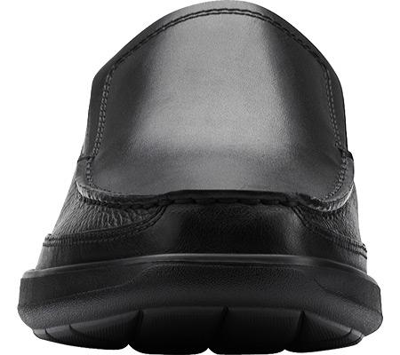 Men's Bostonian Jolliet, Black/Black Tumbled, large, image 3