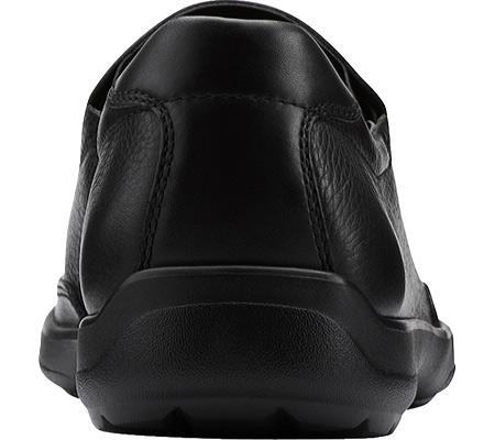 Men's Bostonian Jolliet, Black/Black Tumbled, large, image 4
