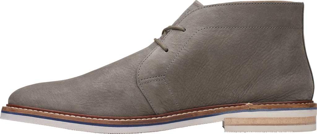 Men's Bostonian Dezmin Mid Boot, Grey Nubuck, large, image 3