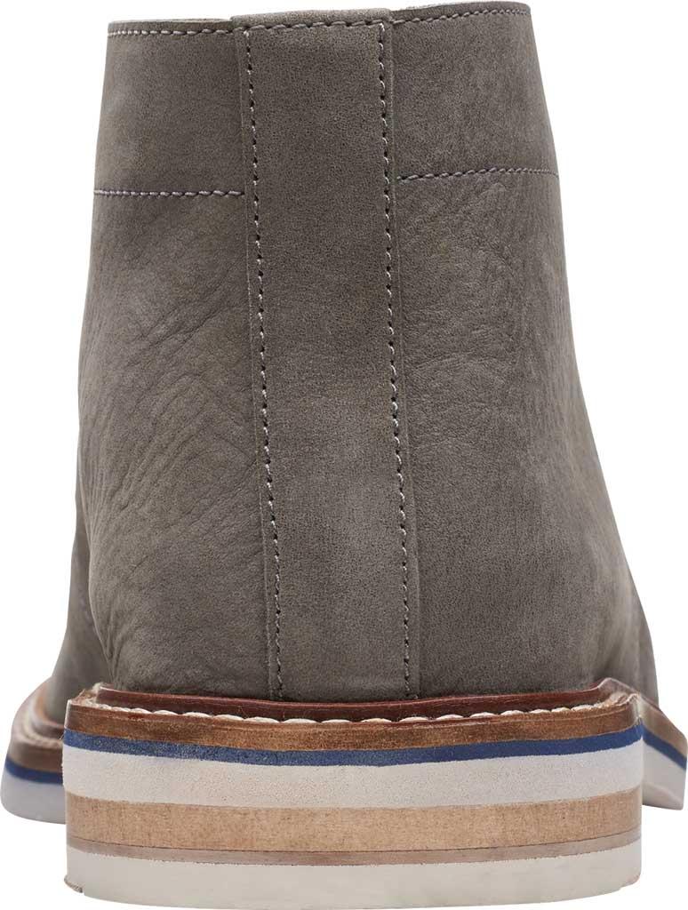 Men's Bostonian Dezmin Mid Boot, Grey Nubuck, large, image 4