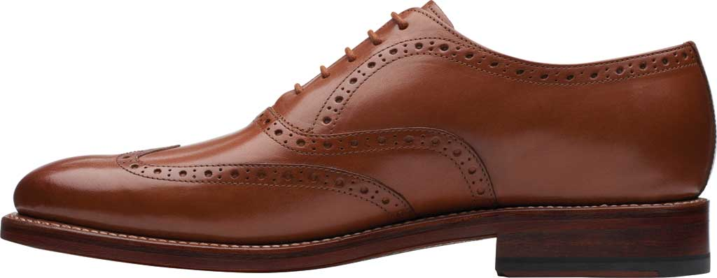 Men's Bostonian Rhodes Brogue, Tan Leather, large, image 3