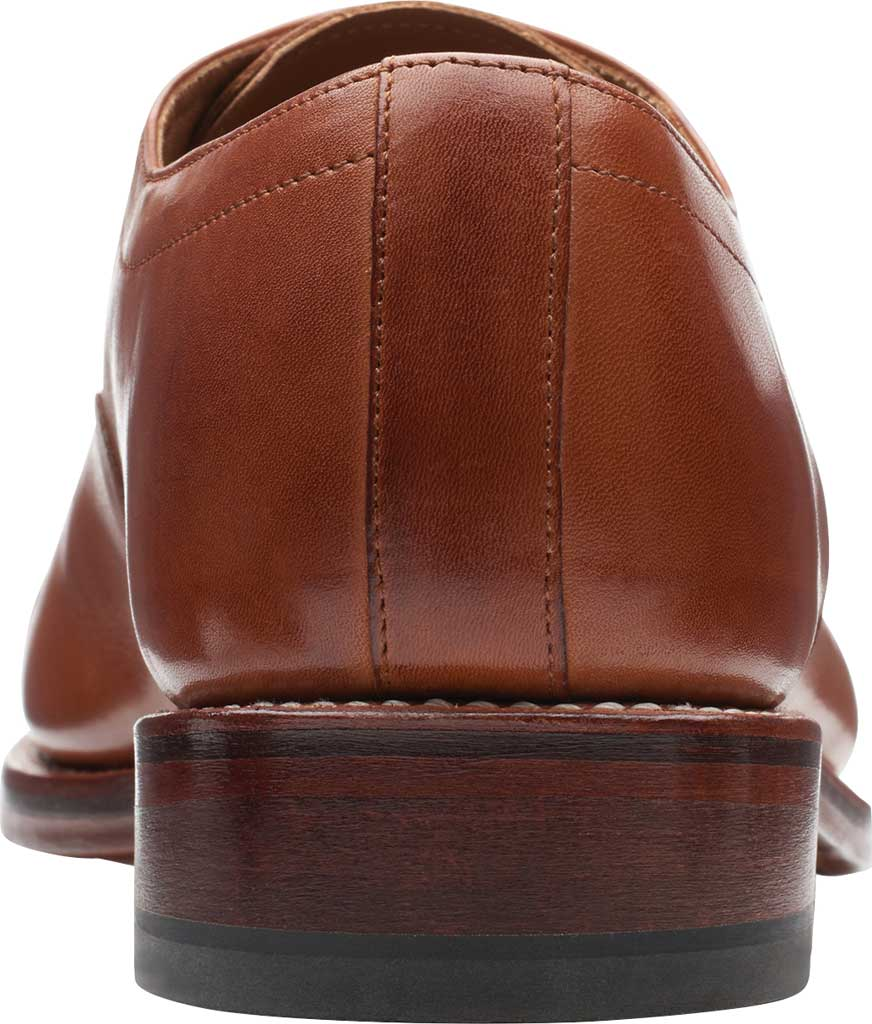 Men's Bostonian Rhodes Cap Toe Oxford, Tan Leather, large, image 4