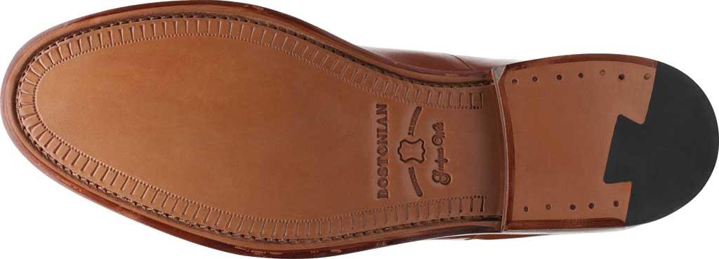 Men's Bostonian Rhodes Cap Toe Oxford, Tan Leather, large, image 6