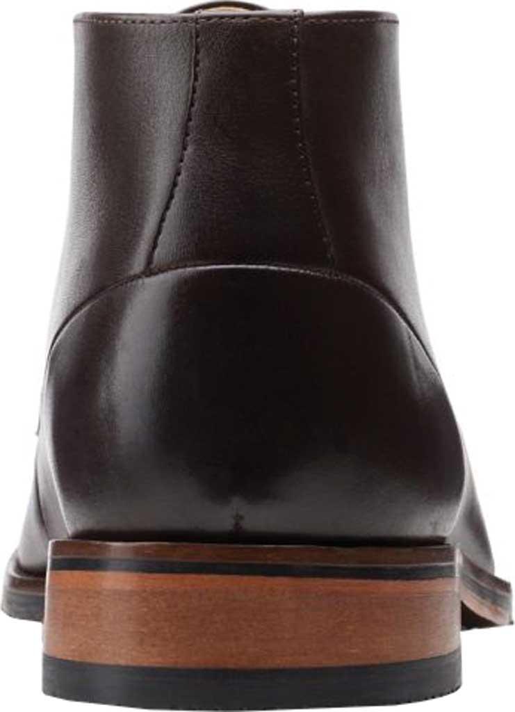 Men's Bostonian Treymore Mid Chukka Boot, Dark Brown Full Grain Leather, large, image 4