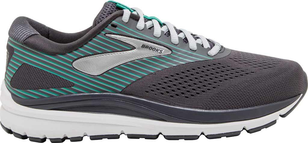 Women's Brooks Addiction 14 Running Shoe, Blackened Pearl/Arcadia, large, image 2