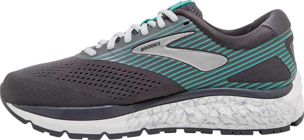 Women's Brooks Addiction 14 Running Shoe, Blackened Pearl/Arcadia, large, image 3