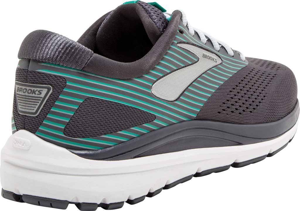 Women's Brooks Addiction 14 Running Shoe, Blackened Pearl/Arcadia, large, image 4