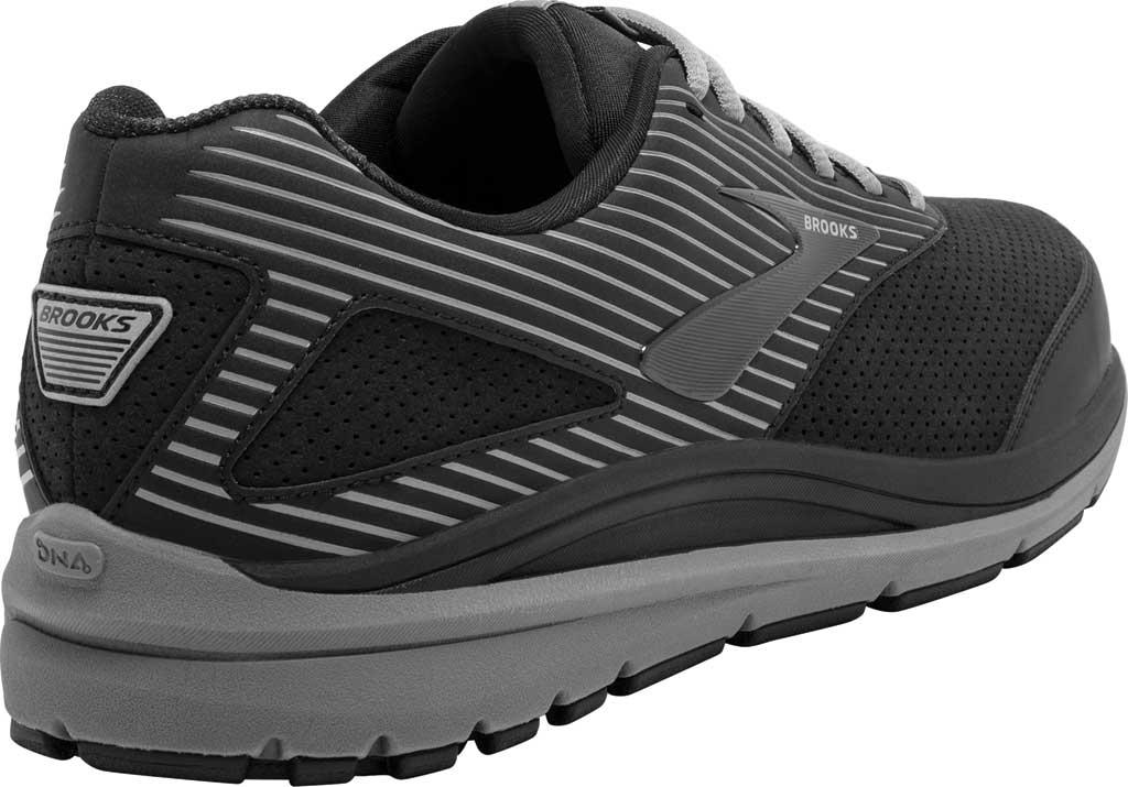 Men's Brooks Addiction Walker Suede Sneaker, , large, image 3