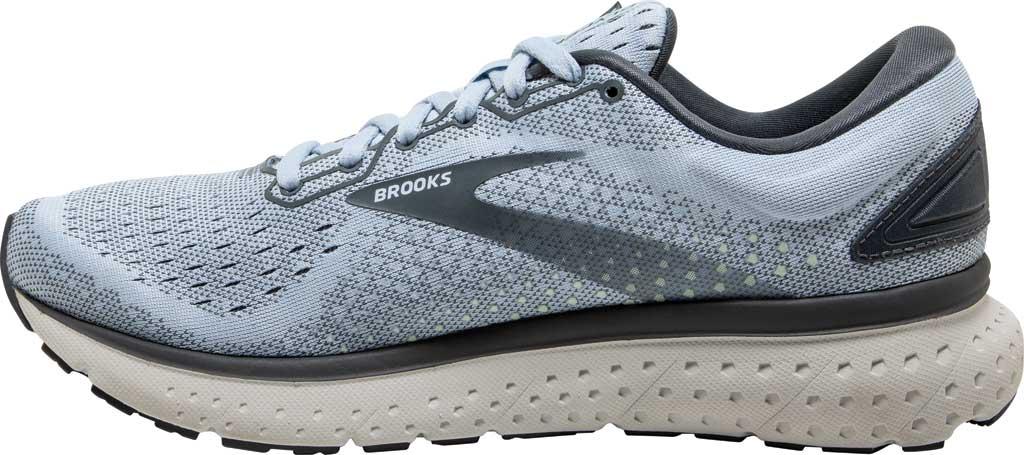 Women's Brooks Glycerin 18 Running Shoe, Kentucky/Turbulence/Grey, large, image 3
