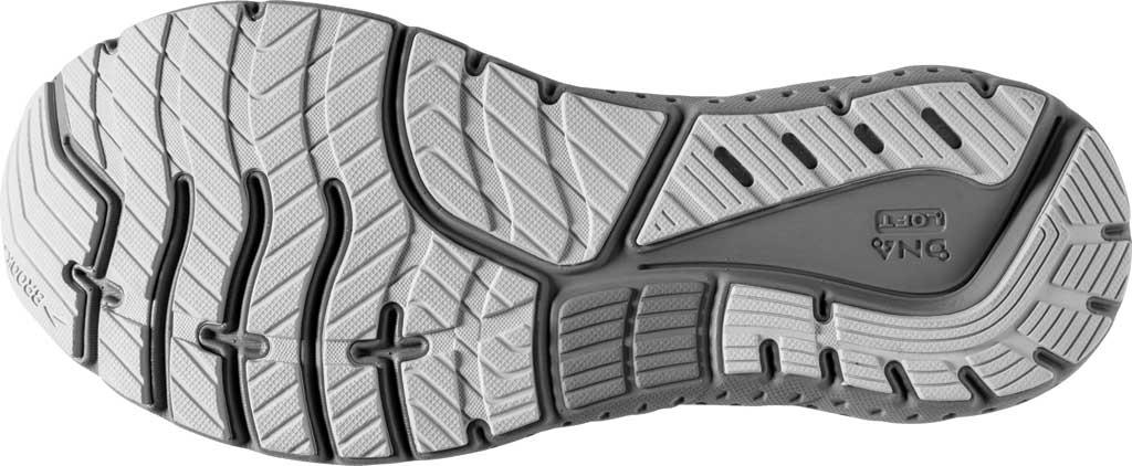 Women's Brooks Glycerin 18 Running Shoe, White/Grey/Primer, large, image 6