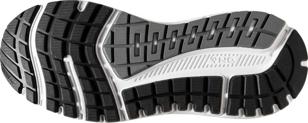 Men's Brooks Beast '20 Running Shoe, Black/Ebony/Grey, large, image 6