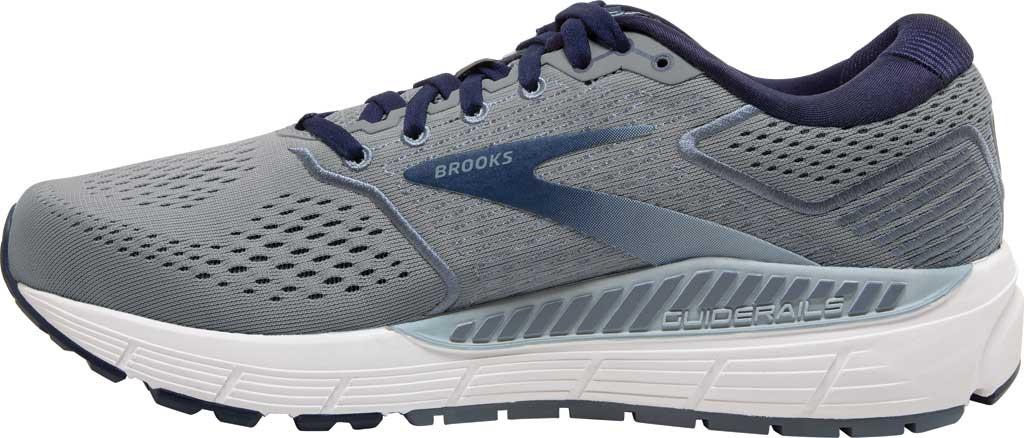 Men's Brooks Beast '20 Running Shoe, Blue/Grey/Peacoat, large, image 3