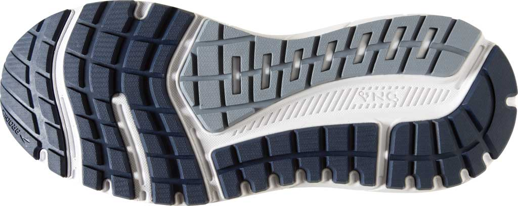 Men's Brooks Beast '20 Running Shoe, Blue/Grey/Peacoat, large, image 6