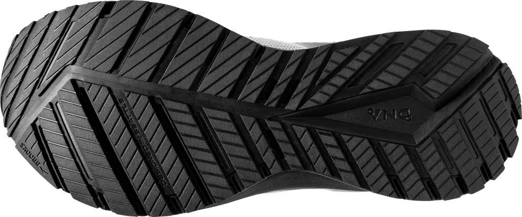 Women's Brooks Revel 4 Running Shoe, White/Black, large, image 6