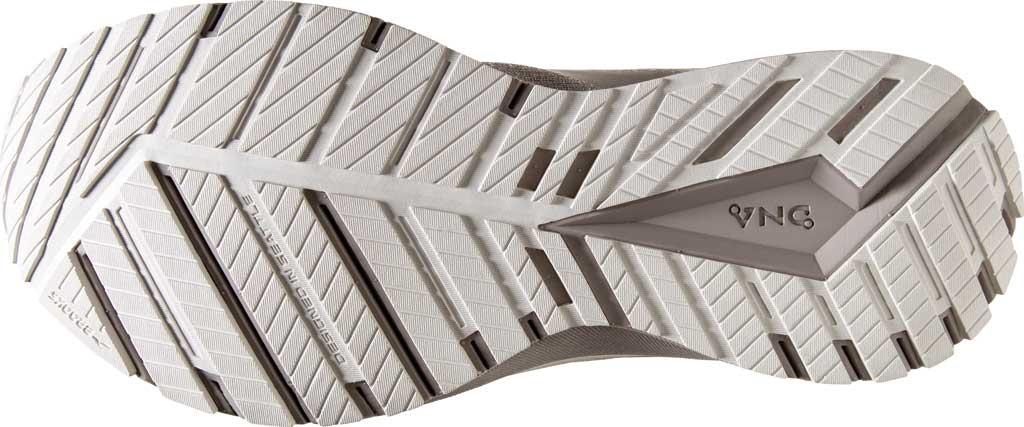 Women's Brooks Revel 4 Running Shoe, White/Paloma/Silver, large, image 6