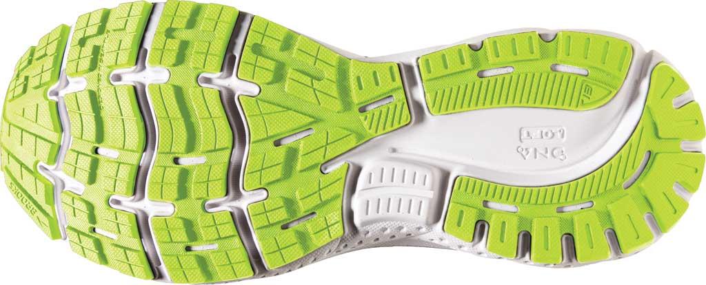 Men's Brooks Ghost 13 Running Shoe, Black/Nightlife/White, large, image 6