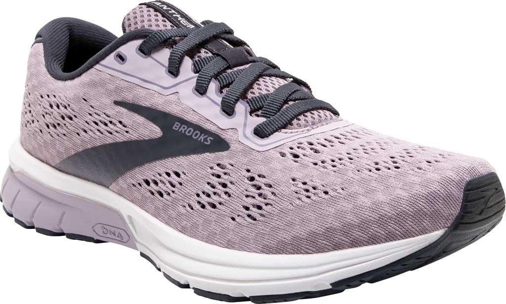 Women's Brooks Anthem 4 Running Sneaker, Purple/Iris/Ombre, large, image 1