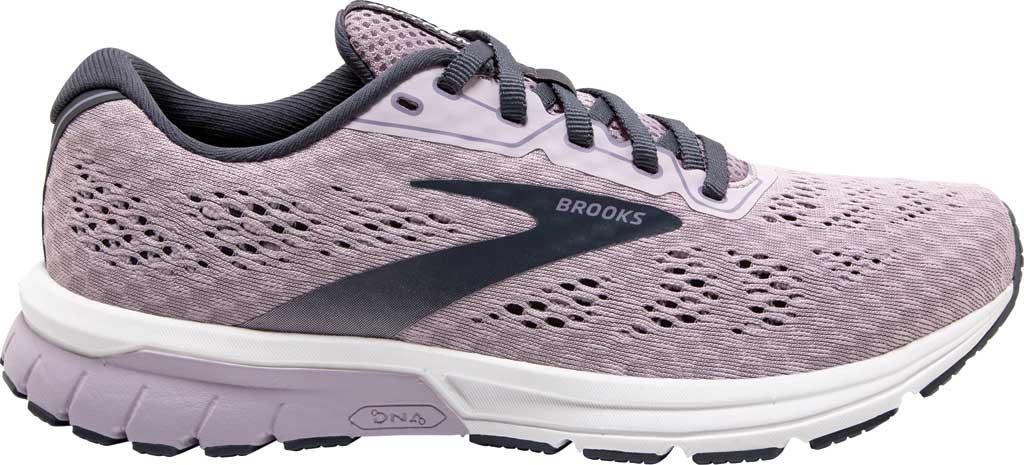 Women's Brooks Anthem 4 Running Sneaker, Purple/Iris/Ombre, large, image 2