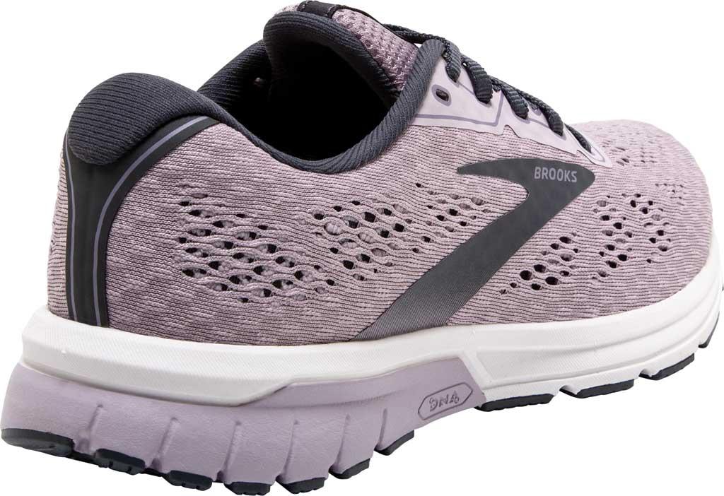Women's Brooks Anthem 4 Running Sneaker, Purple/Iris/Ombre, large, image 4