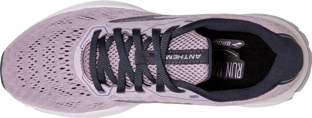 Women's Brooks Anthem 4 Running Sneaker, Purple/Iris/Ombre, large, image 5