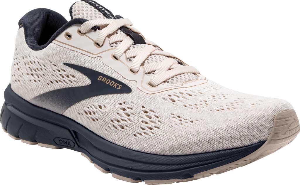 Women's Brooks Anthem 4 Running Sneaker, Whitecap/Almond/Ombre, large, image 1
