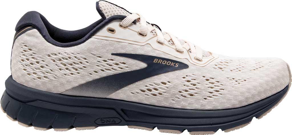 Women's Brooks Anthem 4 Running Sneaker, Whitecap/Almond/Ombre, large, image 2