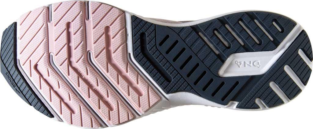 Women's Brooks Launch GTS 8 Running Sneaker, Primrose/Ombre/Metallic, large, image 6