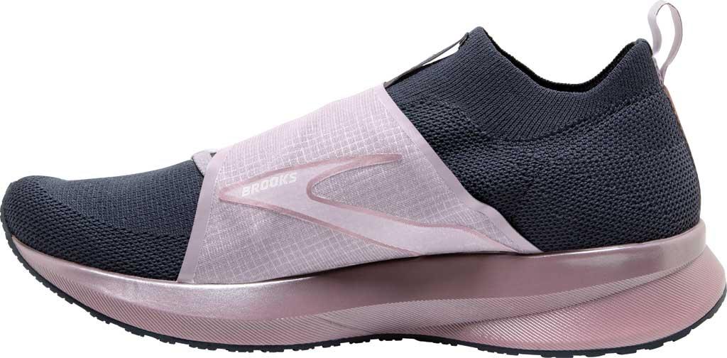 Women's Brooks Levitate 4 LE Running Sneaker, Black/Ombre/Metallic, large, image 3