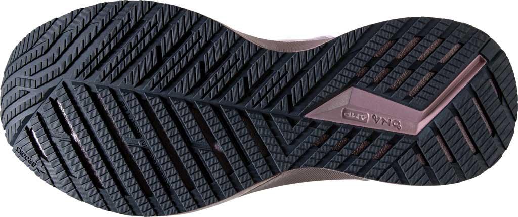 Women's Brooks Levitate 4 LE Running Sneaker, Black/Ombre/Metallic, large, image 6