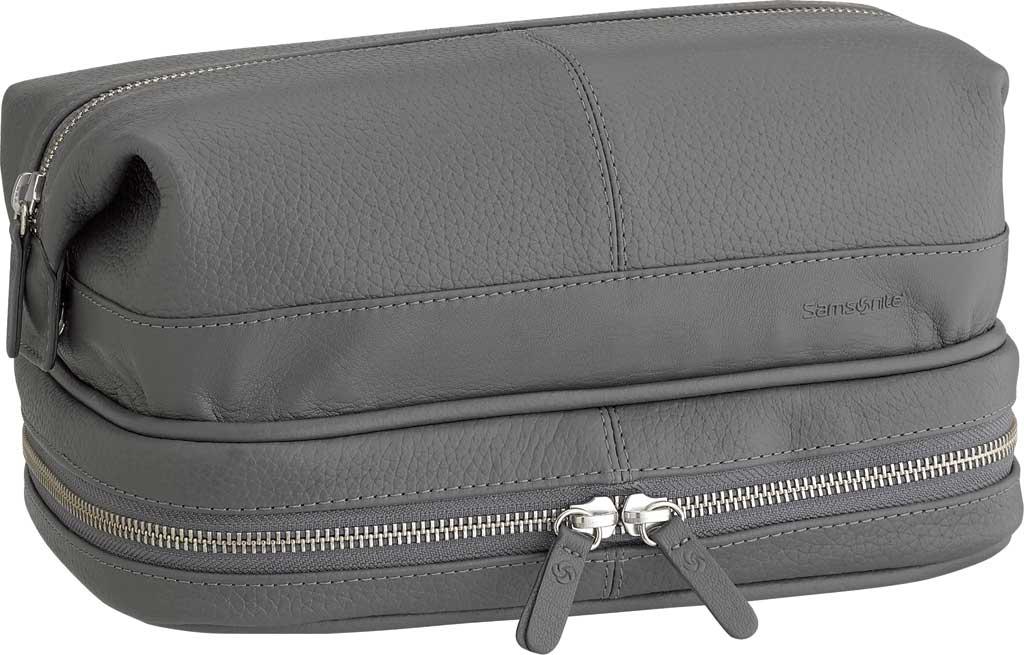 Men's Samsonite Serene Jumbo Travel Kit, Grey, large, image 1