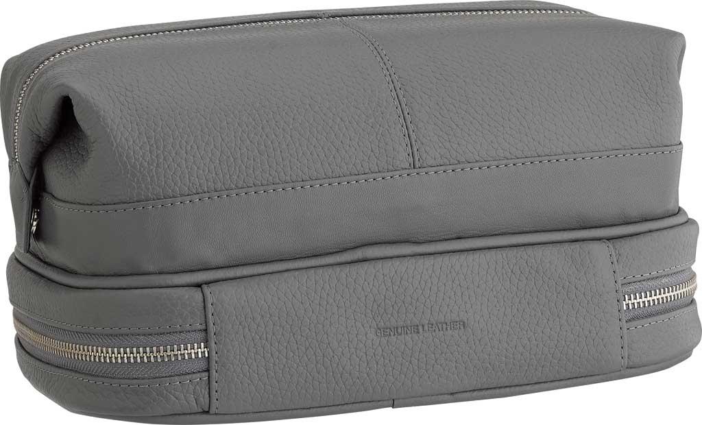 Men's Samsonite Serene Jumbo Travel Kit, Grey, large, image 2