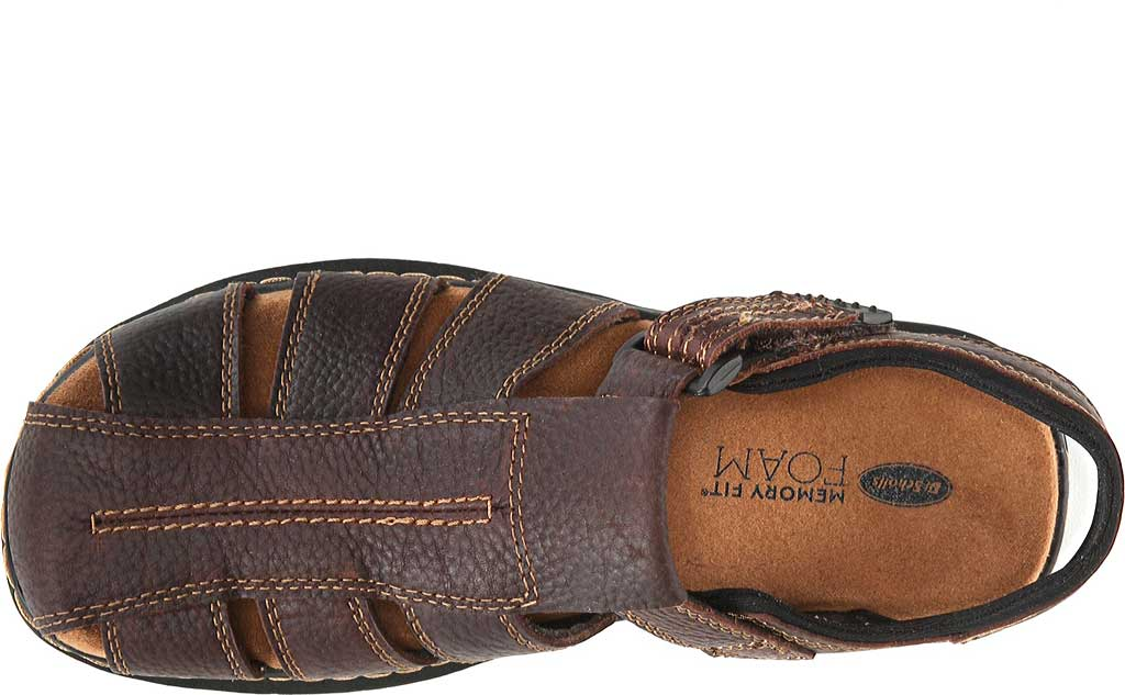 Men's Dr. Scholl's Gaston, Briar Leather, large, image 6