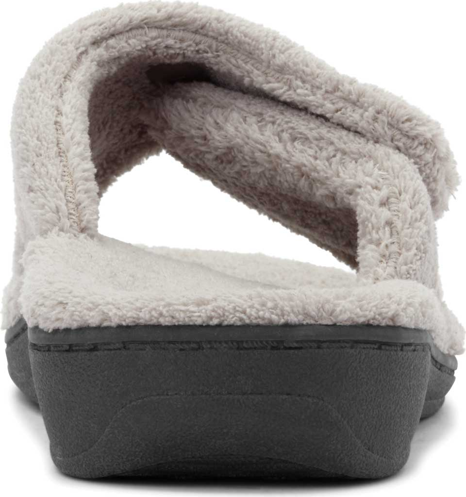 Women's Vionic Relax Slipper, Light Grey, large, image 4
