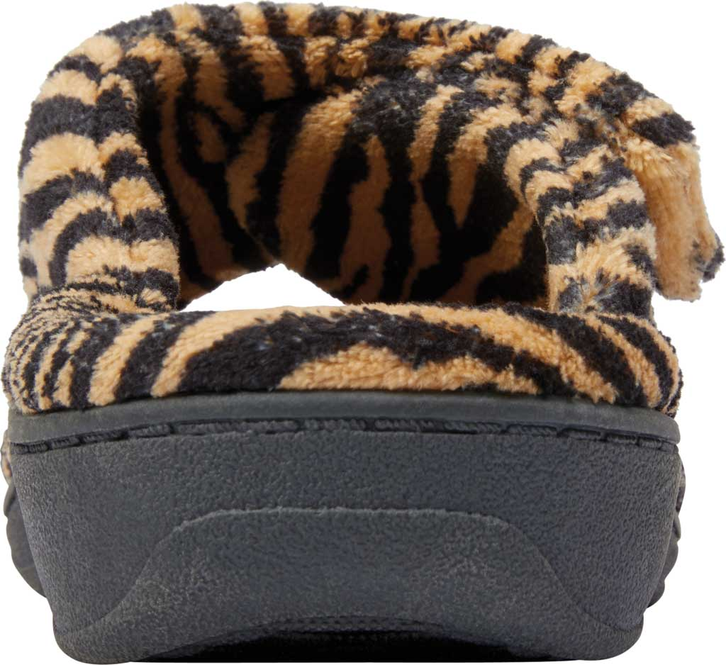 Women's Vionic Relax Slipper, Natural Tiger Textile, large, image 4