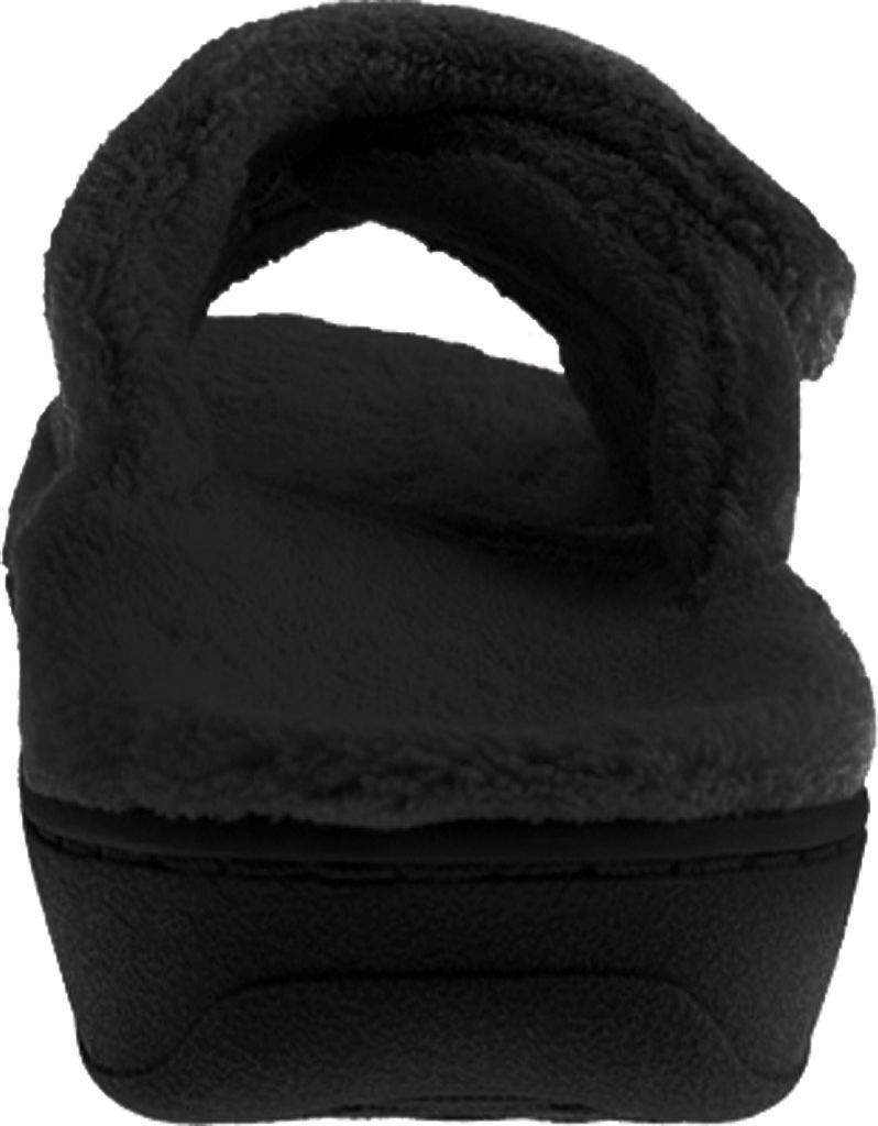 Women's Vionic Relax Slipper, Black, large, image 4