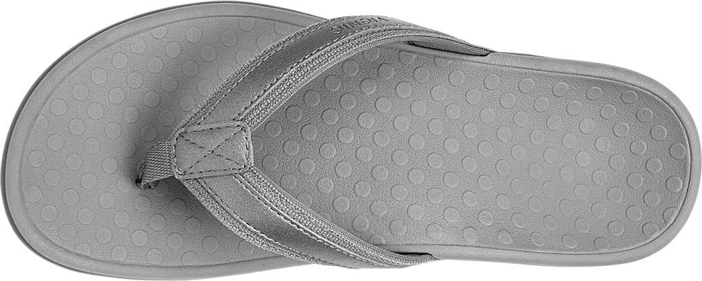 Women's Vionic Tide II Sandal, Pewter Metallic, large, image 5