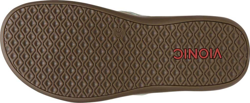 Women's Vionic Tide II Sandal, Black Tortoise, large, image 6