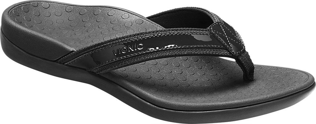 Women's Vionic Tide II Sandal, Black, large, image 1