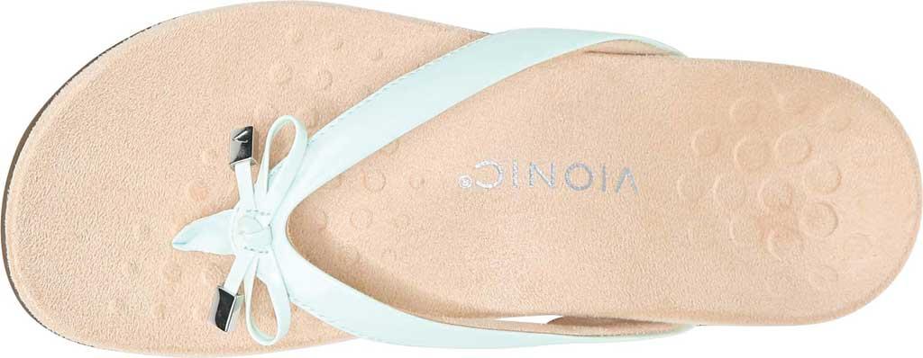 Women's Vionic Bella II Sandal, Seafoam Polyurethane, large, image 5