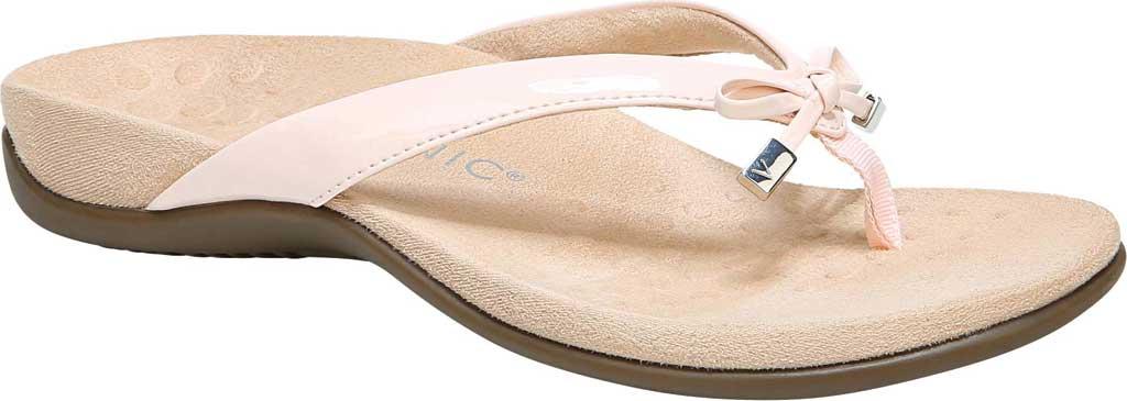 Women's Vionic Bella II Sandal, Pale Blush Polyurethane, large, image 1
