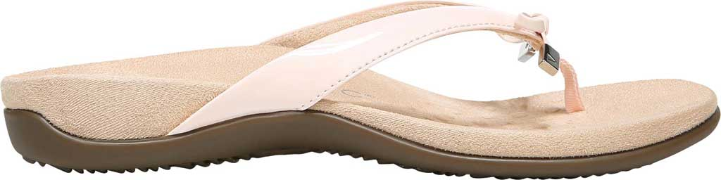 Women's Vionic Bella II Sandal, Pale Blush Polyurethane, large, image 2